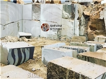 Granite Blocks, India White Granite Blocks