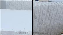 Sivec White A1 Marble Blocks