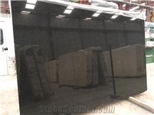 China Black Granite Slabs Polished