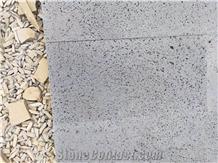 Lava Stone, Hole Stone Basalt Tile Moon Surface Flooring