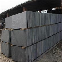 Black Slate Flooring Wall Cladding Tiles