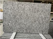 Steel Grey Granite Floor Wall Slab Tiles