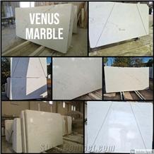 Venato Venus Marble Bianco White Marbles Slabs and Tiles