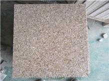G682 Granite Yellow Floor Wall Tiles