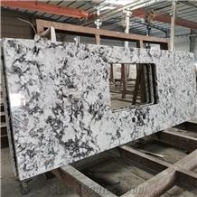 Alaska White Granite Kitchen Countertops China Factory
