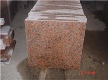 China Red Granite G562 Cut Flooring Tiles