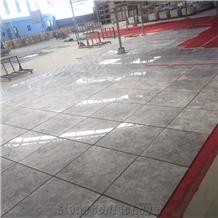 China Tundra Grey Marble Flooring Walling Tiles Price