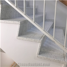 Resin-Marble and Cement-Marble Internal Stairs