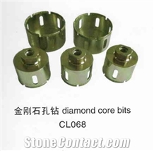 Diamond Core Bits Cl068