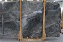 Cascata Grey Marble Slabs