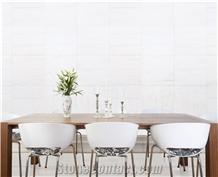 Dolomite White Marble Tiles