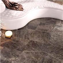 Emperador Dark Marble Tiles, Grey Emperador Marble