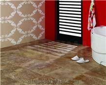 Noce Rustic Travertine Tiles