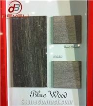 Develi Wood Bluestone Tiles