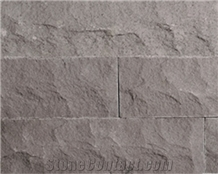 Grey Andesite Split Face Wall Tiles