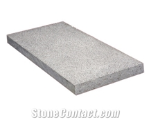 Sand-Blasted Grey Andesite Paving Tiles