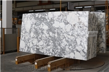 Arabescato Corchia Extra Marble Slabs from Italy