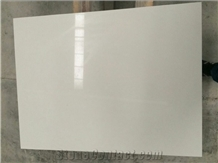 Pure White Quartz Slabs, Artificial Quartz Stone