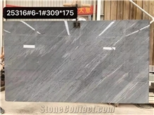 Rhine Silver Grey Gray Marble Floor Wall Tile Slab