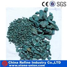B843 China Ocean Blue Gravel Stone for Garden