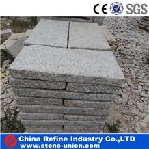 Beige Granite G682 Rusty Granite Slabs and Tiles