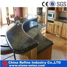 Black Granite Kitchen Countertops,Worktops