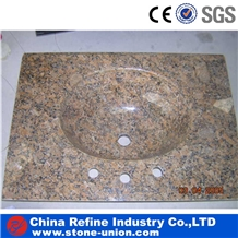 Brown Granite Counter Top, Granite Vanity Tops