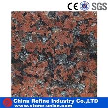 Cheap African Red Granite Flooring Tiles & Slabs