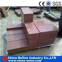 Cheap Polished G386,Shidao Red,Peninsula Red