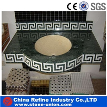 China Black Granite Countertop,Bathroom Countertop
