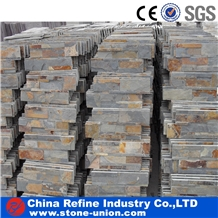 China Rusty Slate Cultured Stone,Veneer Panel
