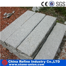 Chinese Cheap Grey G603 Pineapple Curve Kerbstone