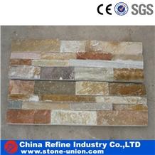 Chinese Slate Cultured Stone Veneers,Stacked Stone