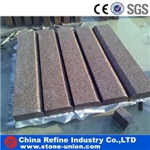 G386 Granit Tiles and Slabs Flooring,Red Granite