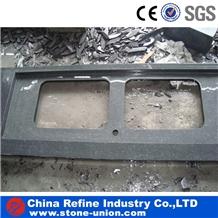 G684 Black Pearl Granite Wash Counter Tops