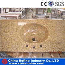 Gold Granite Wash Top, Granite Counter Tops