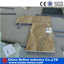 Indian Royal Imperial Golden Granite Counter Tops