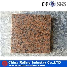 Lowest Price Chinese Polished Tianshan Red Granite