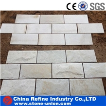 Natural Crystal White Quartzite Tiles for Wall