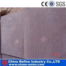 Sawn Cut Red Porphyry Granite Paving Stone