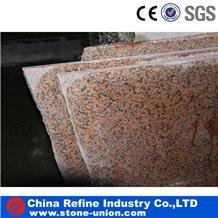 Tianshan Red Granite Flooring Tiles & Slabs