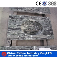 Yunnan Green Granite Counter Tops & Vanity Tops