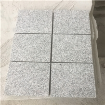 G603 Padang Light Grey Granite Paving Flooring