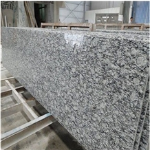 Seawave White Granite Kitchen Countertop