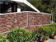 Red Brown Lava Stone Pumice for Landscaping