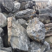 Rough River Rock Boulders River Stone Boulders