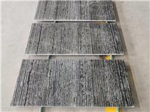 Zebra Jade Water Pattern Marble Grey Tiles/Slabs