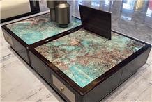 Ultra 1mm Thin Marble Veneer Sheet for Countertop