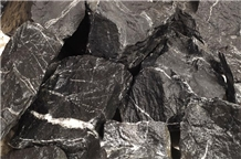 Black Stone Boulders, Flouray Black Rock
