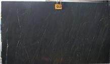 Emperador Black Soapstone Slabs, India Black Soapstone
